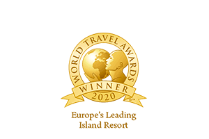 Winner Europe's Leading Island Resort 2020